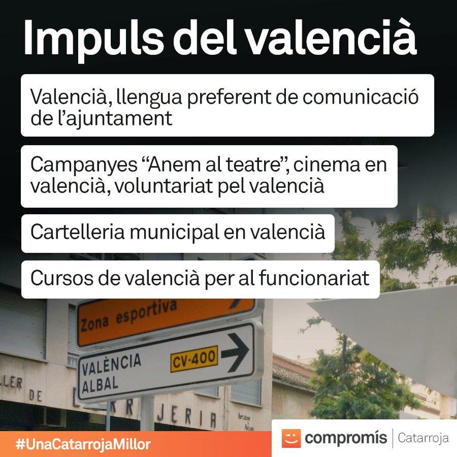 Compromís Catarroja's photo on El Valencia