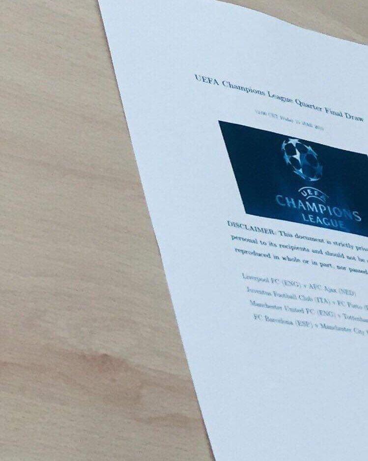 CANCHA's photo on Liverpool vs Ajax