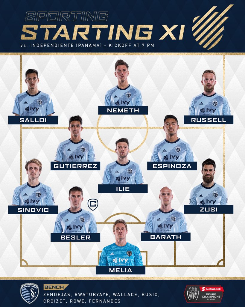 Sporting KC's photo on #SKCvCAI