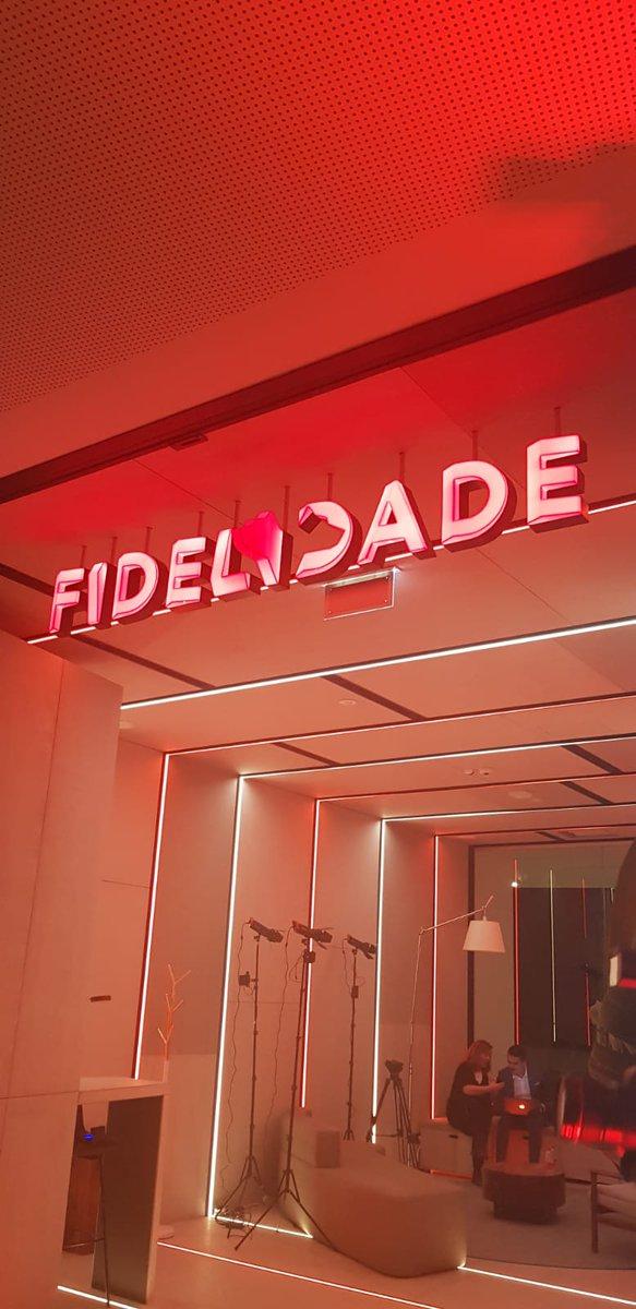 Fidelidade Studio // Inauguração #TeamMindshare