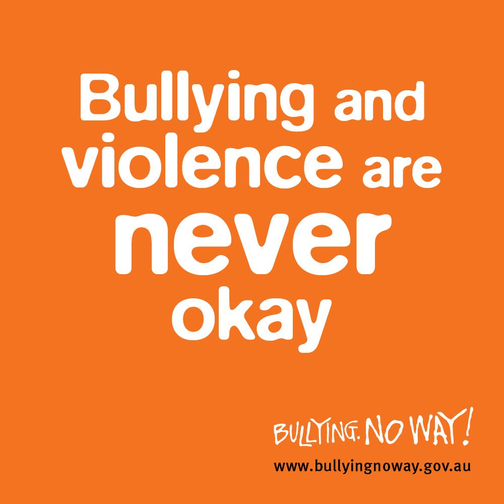 Fight Cyber Bullying's photo on National Day of Action