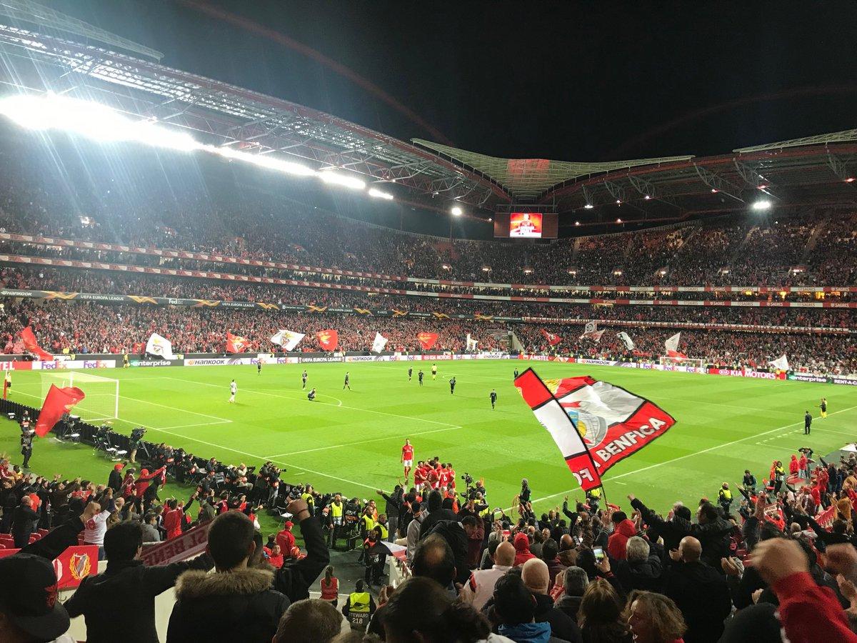 André Teixeira's photo on Benfica
