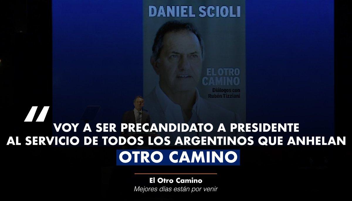 Daniel Scioli 🇦🇷's photo on #ElOtroCamino