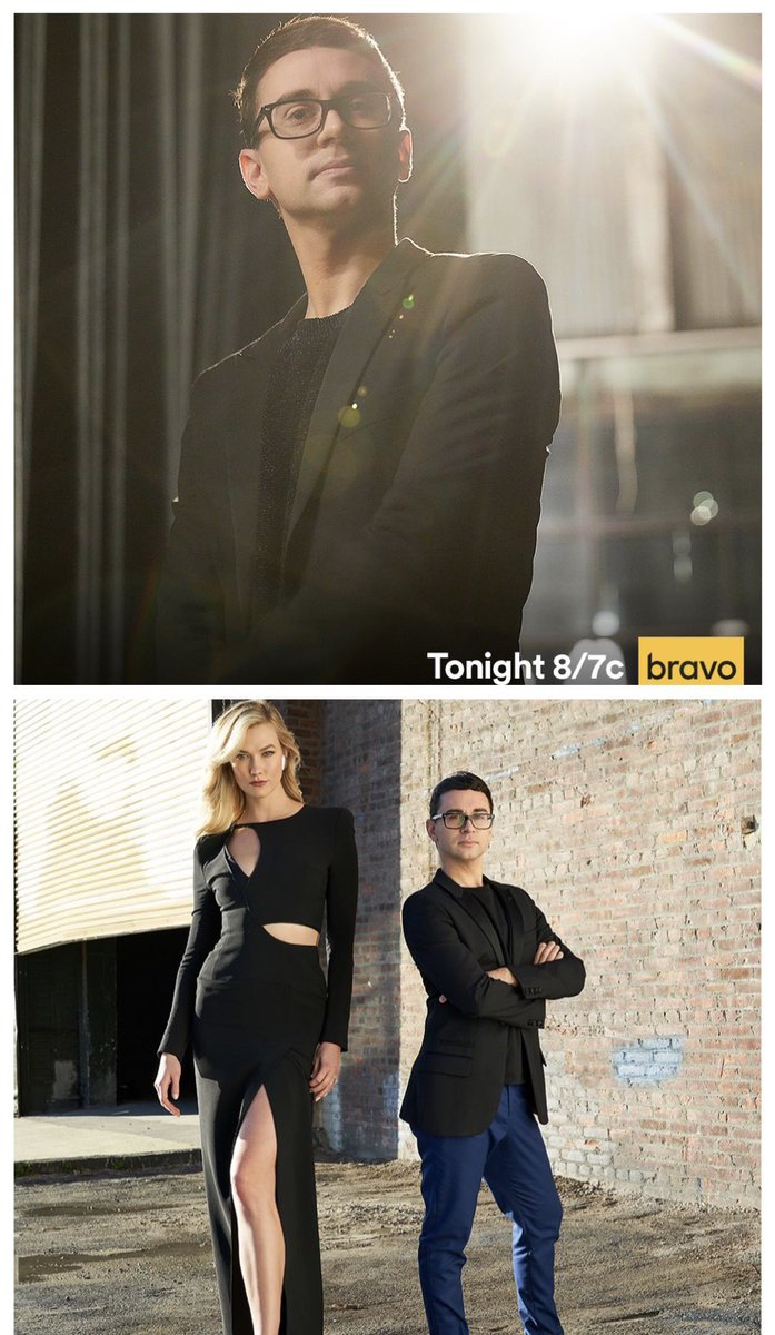 Christian Siriano's photo on #ProjectRunway