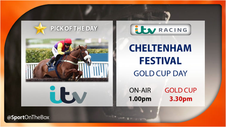 Sport On The Box's photo on Gold Cup Day