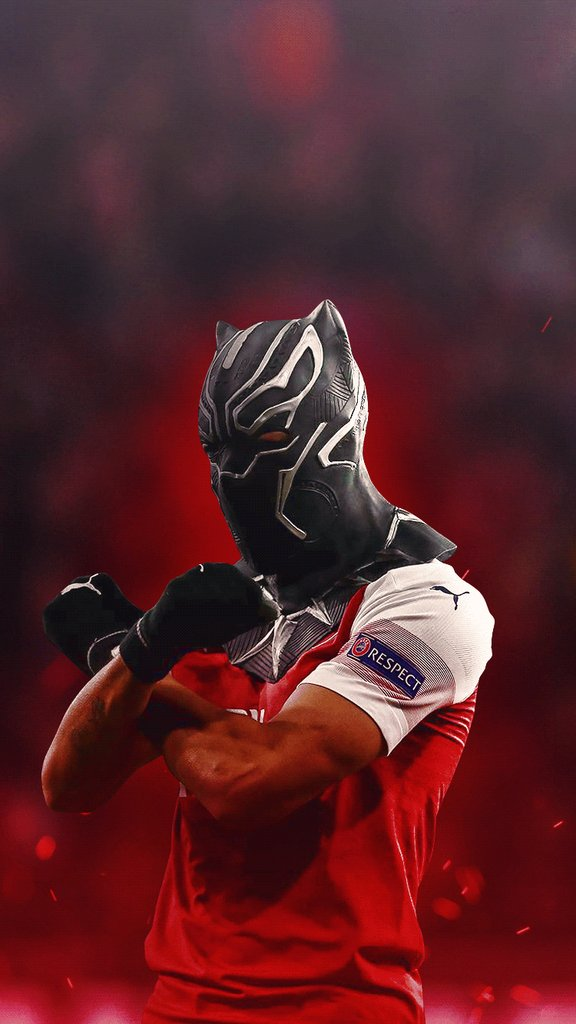 I just knew you wouldn't disappoint me.... @Aubameyang7 I love you!!!!  #ARSREN #ARSSRFC <br>http://pic.twitter.com/0MX4PpEB8e