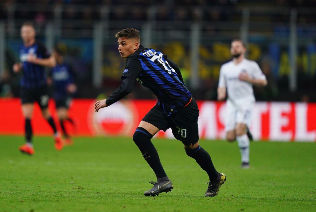 Passioneinter.com's photo on #esposito