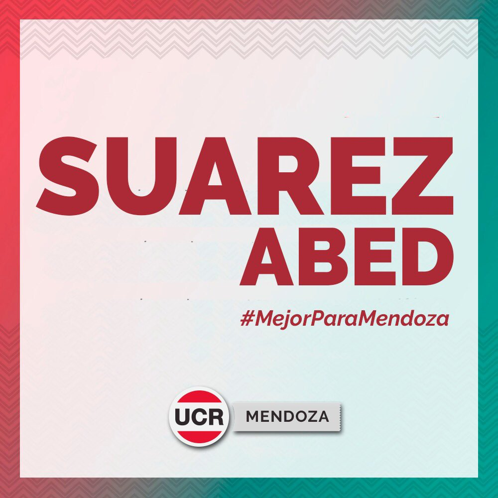 Luis Borsani's photo on #MejorParaMendoza