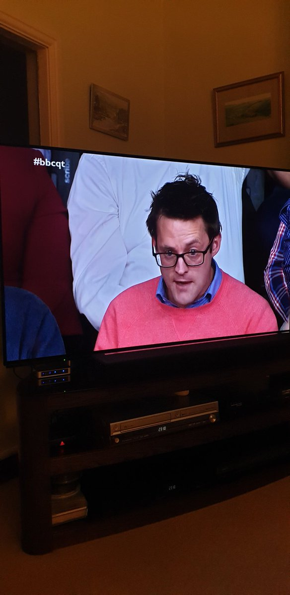 Jim Steele's photo on #Questiontime