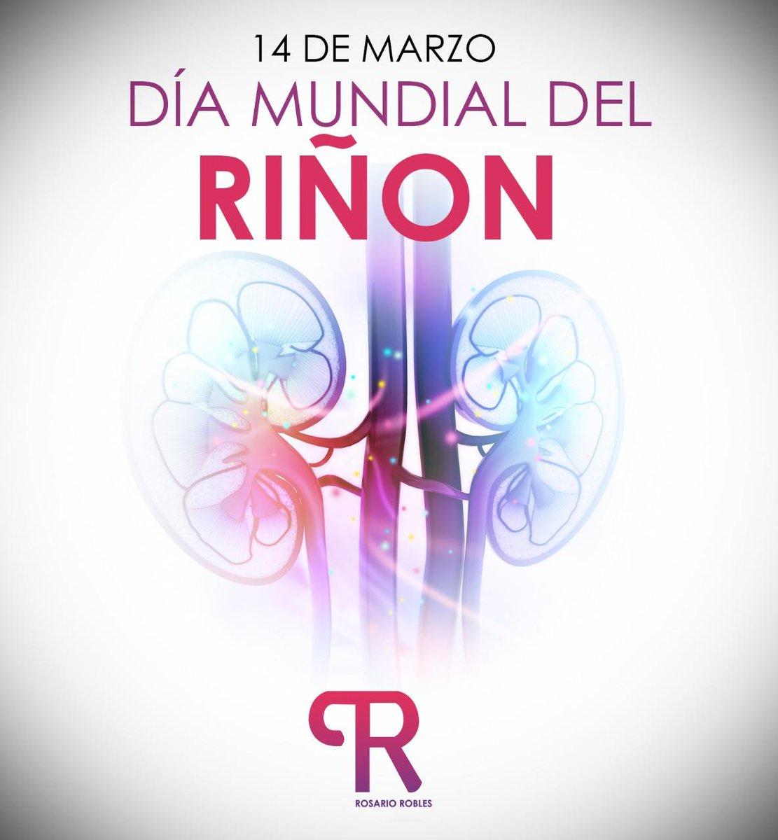 Rosario Robles's photo on #DíaMundialDelRiñón