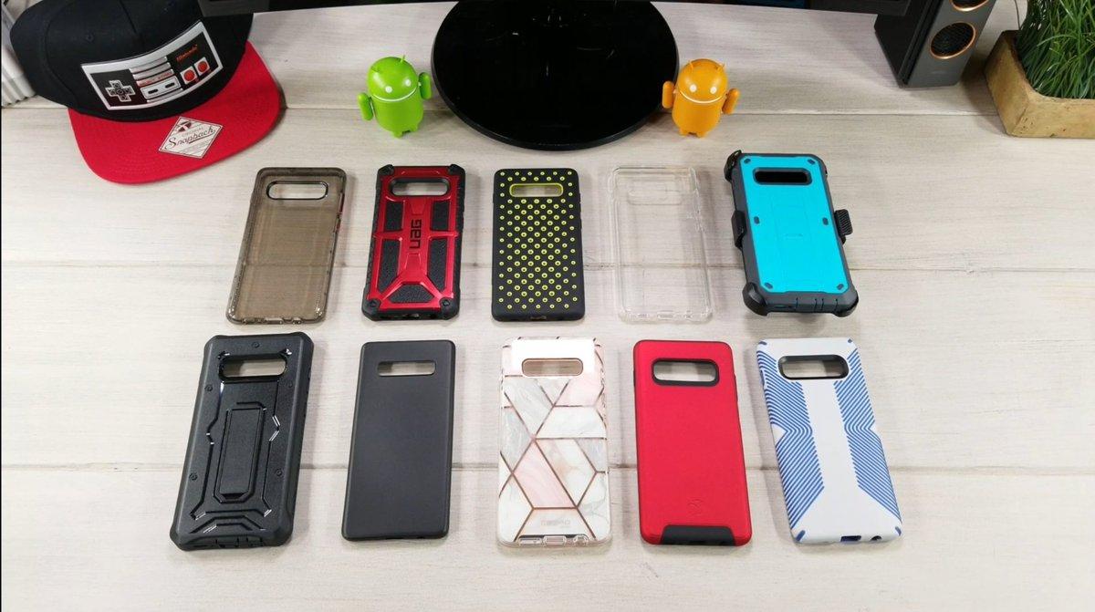 [VLD] Stronger Together Samsung S10 Case