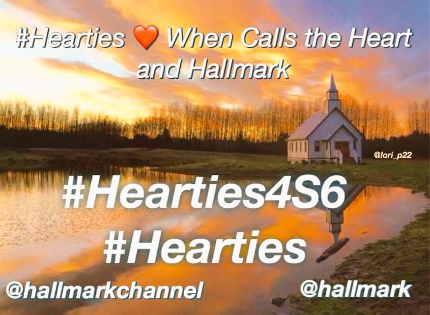 Melissa Hall's photo on When Calls the Heart
