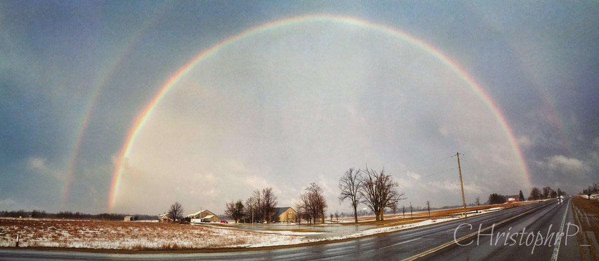 CHristophr Paul📸's photo on #rainbow