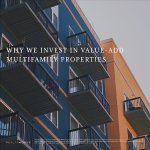 Read this in-depth guide to understand why we choose to invest in value-add multifamily properties, how we implement value-add business plans, and which numbers we analyze when evaluating potential investments for MogulREIT II: https://t.co/XD2LPNVAjC