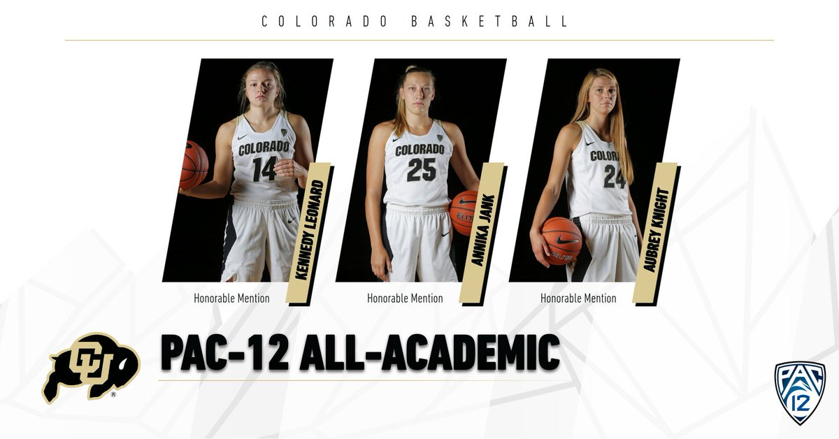 Three Buffs honored for work in the classroom 👩‍🎓  📰 https://buffs.me/2T79ol4   #GoBuffs