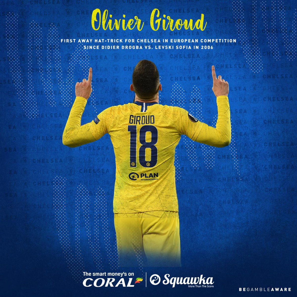 Coral's photo on Olivier Giroud