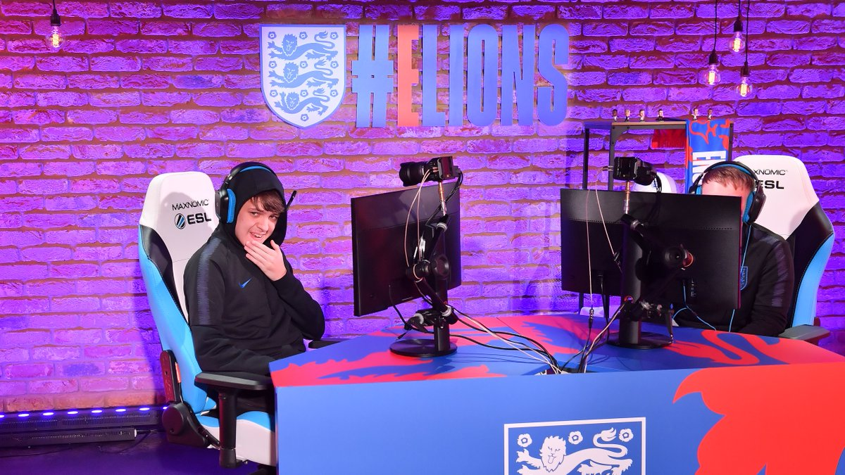 Congratulations, @F2Tekkz – you're in the #eLions! 🎉  A 2-0 aggregate win over @DWDandelion means we have our #Xbox representative for the #FIFAeNationsLeague.