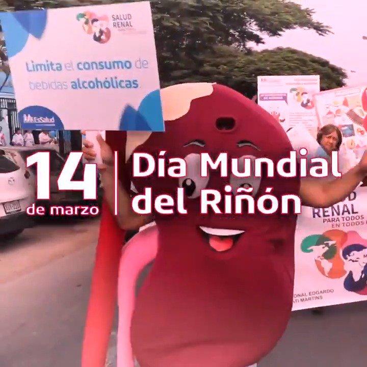EsSalud's photo on #DíaMundialDelRiñón