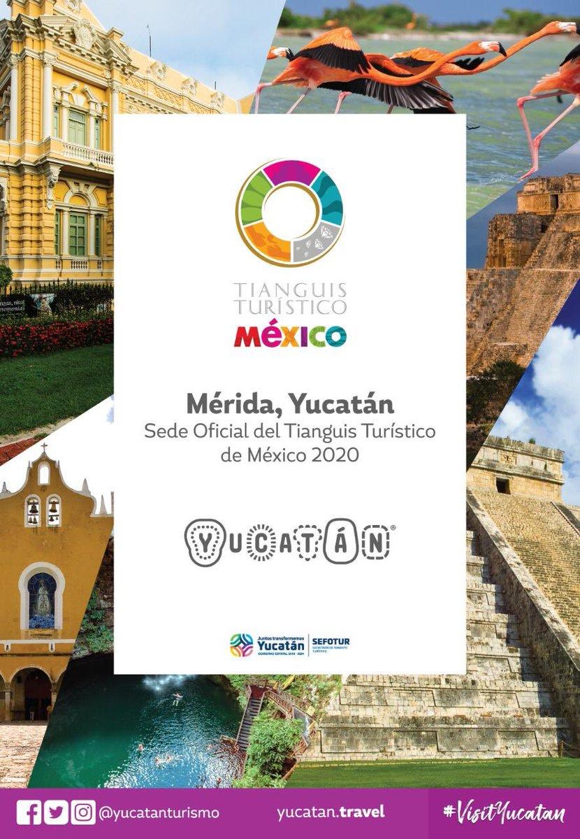 Yucatan Turismo's photo on Tianguis Turístico 2020