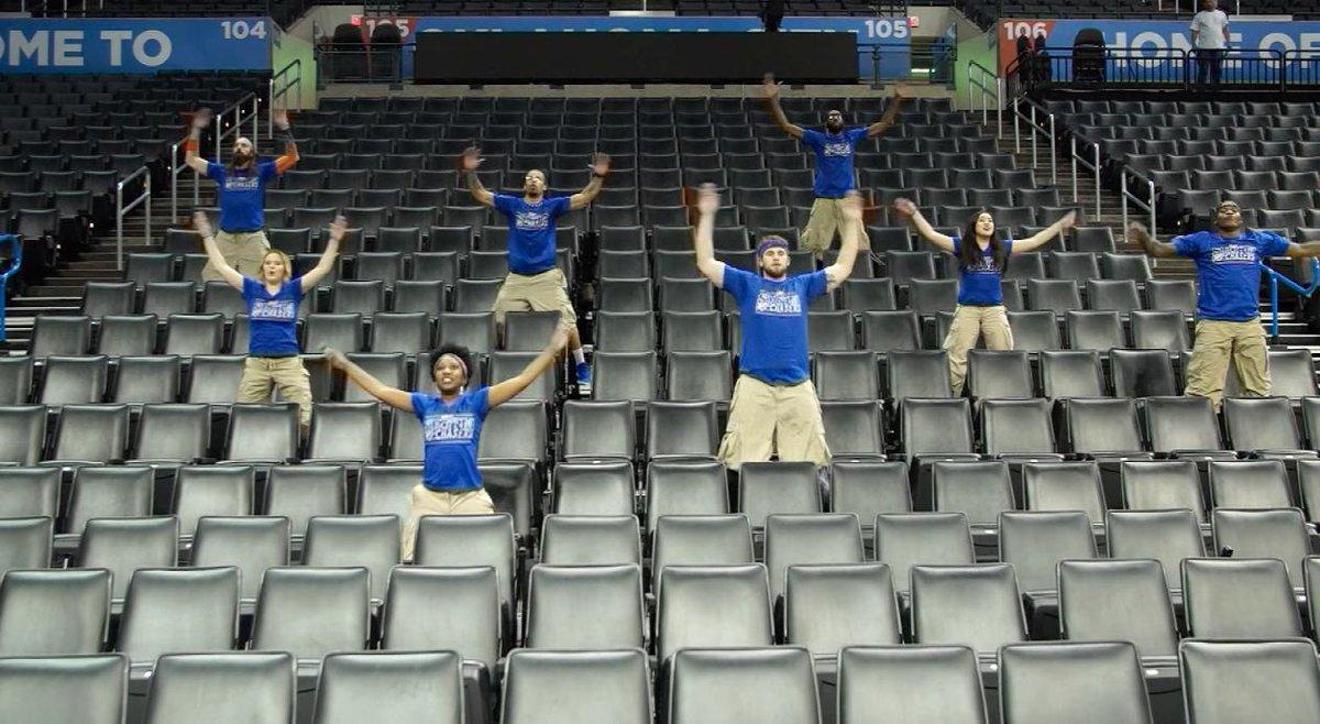 NBA Fit Week // Day 4: Jumping Jacks  #FitWeekChallenge