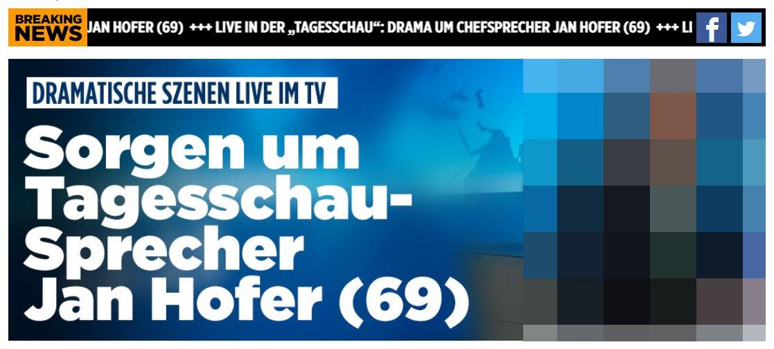 Der Gazetteur's photo on Jan Hofer