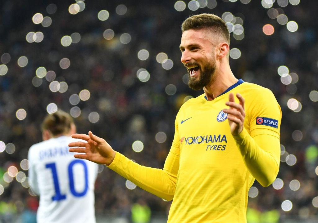 Video: Dynamo Kyiv vs Chelsea