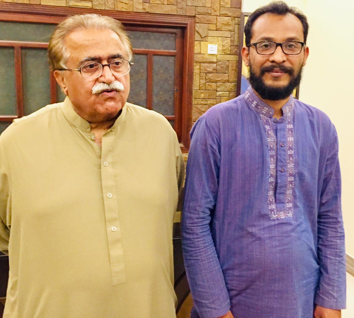 Today I had a very fruitful meeting with Senator @MBChandioPPP at his office, discuss about current political situation, Chandio sb is Very positive person  I believe Chandio sb is a massive asset in Pakistani politics and real Nazarati Jiyala of #PPP. @BBhuttoZardari
