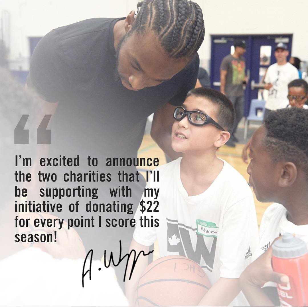 In helping kids be kids and play sports, I'm excited to announce the two charities that I'll be supporting with my initiative of donating $22 for every point I score this season! Swipe➡ to see the charities that I'll be working with. @ctjumpstart @BGCTC1