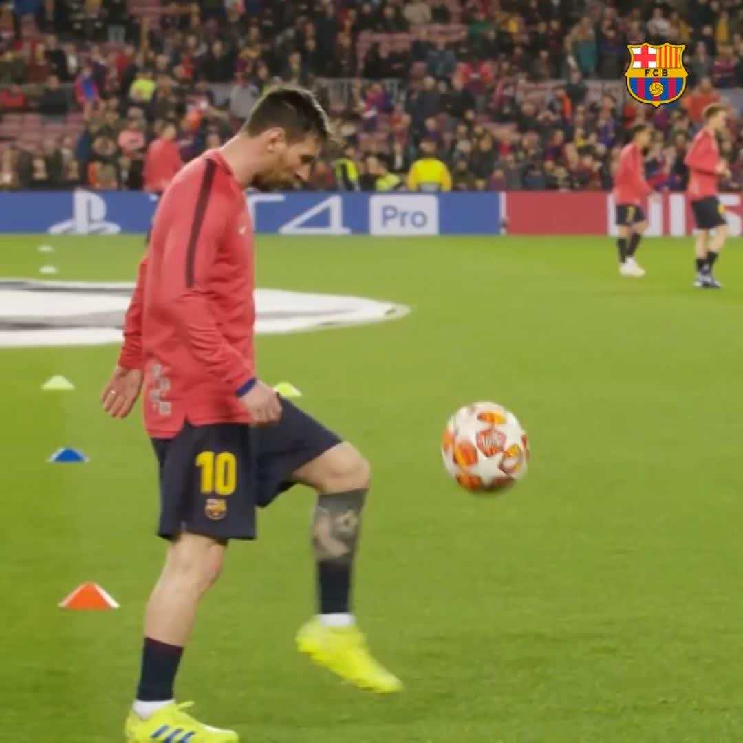 FC Barcelona's photo on Lyon