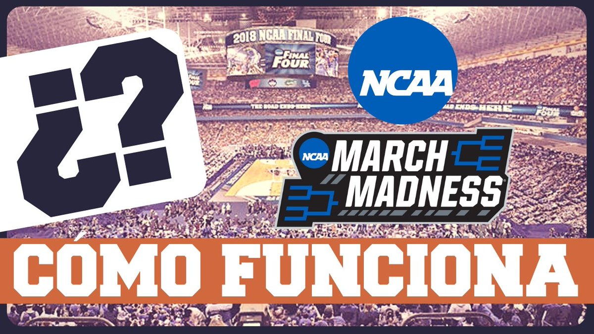 Se acerca el gran baile y todo el mundo del baloncesto se gira hacia las universidades.  ¿Cómo funciona la NCAA? ¿Qué es y cómo funciona el famoso March Madness?  Lo explicamos todo en el último vídeo de @drafteados. https://youtu.be/lxnJUrfKe2w