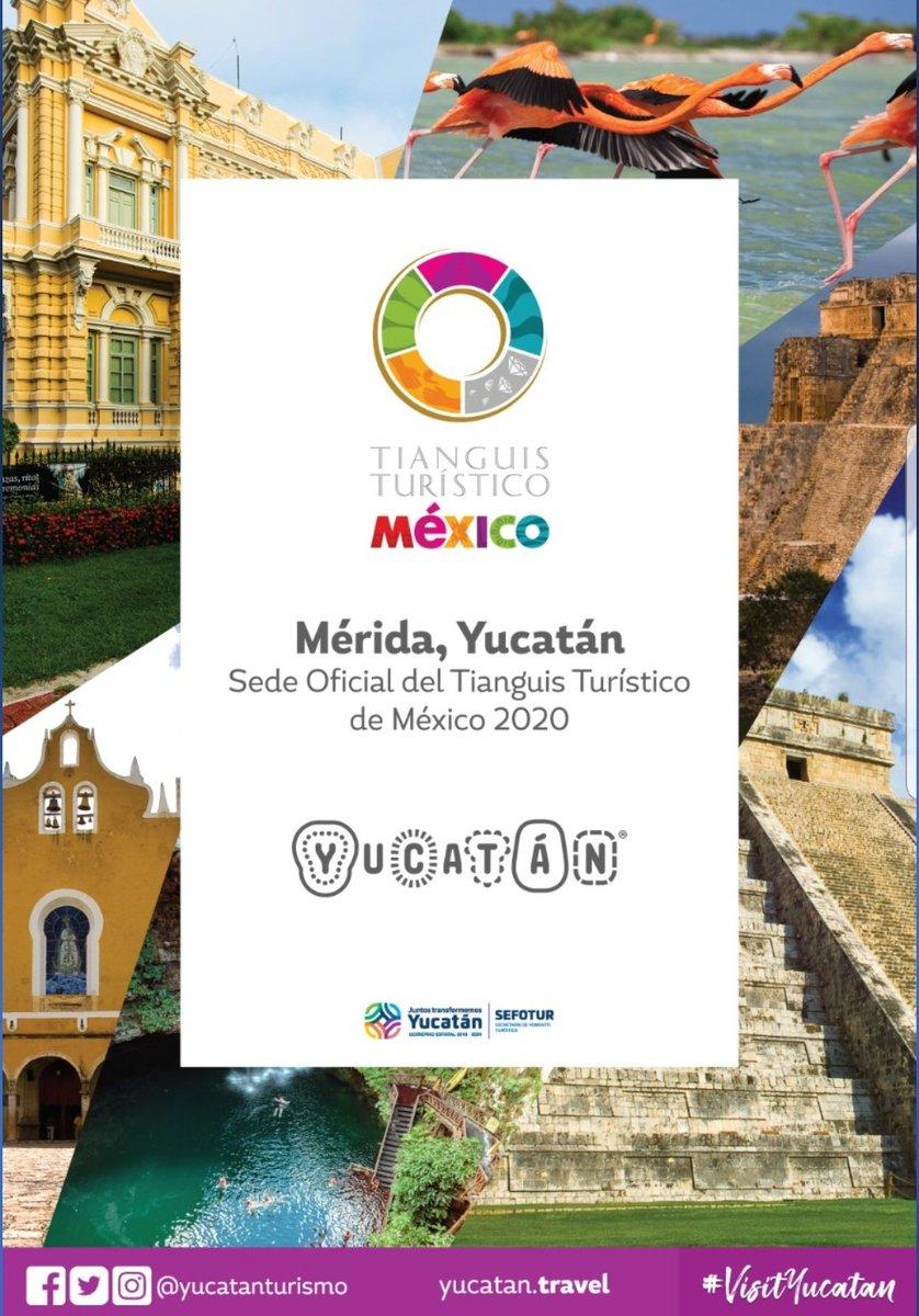VICTOR HUGO LOZANO's photo on Tianguis Turístico 2020