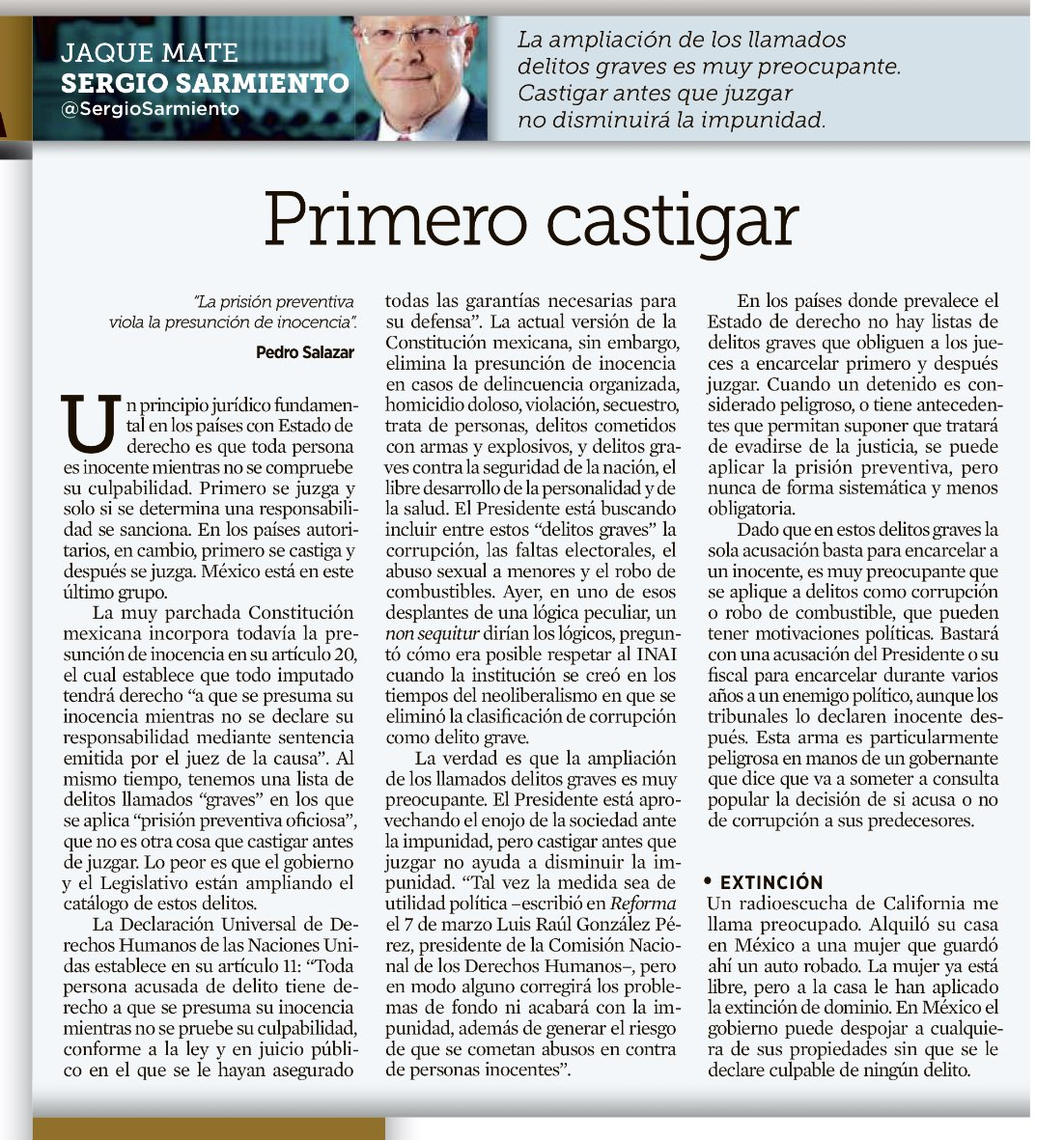 Julio César Gavia's photo on #PopulismoEnAmericaLatina