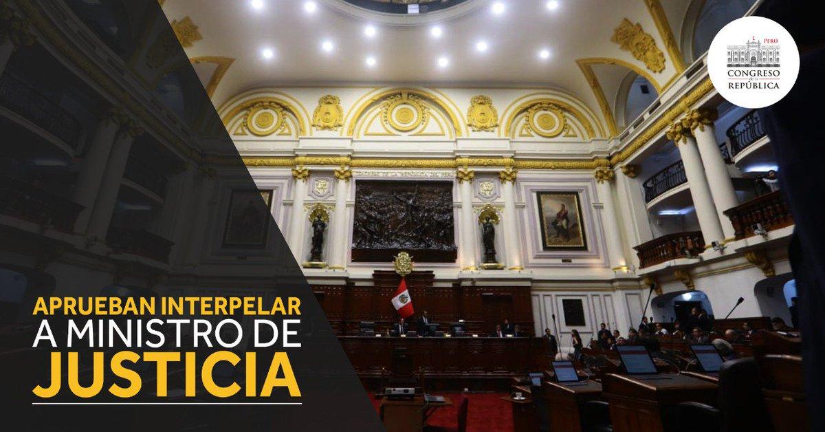 Congreso del Perú's photo on Zeballos