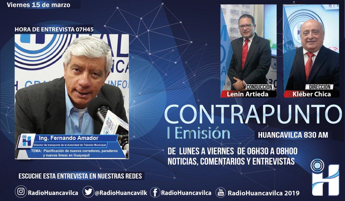 Radio Huancavilca830's photo on Guayaquil