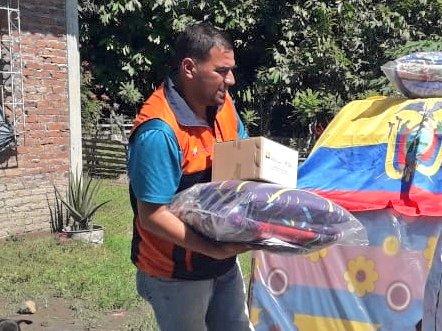 Riesgos Ecuador's photo on Pastora