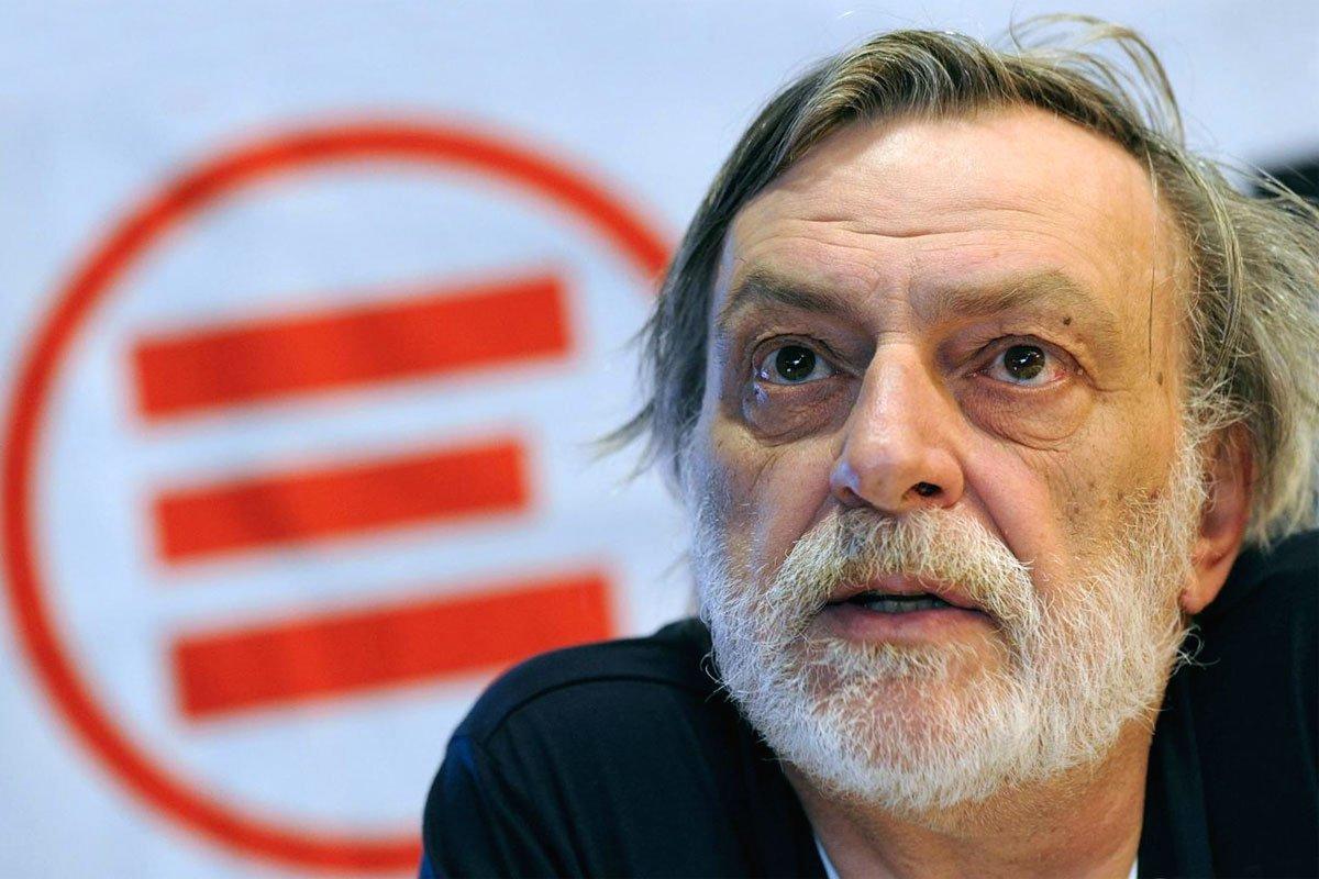 Salvatore Varchetta's photo on Gino Strada