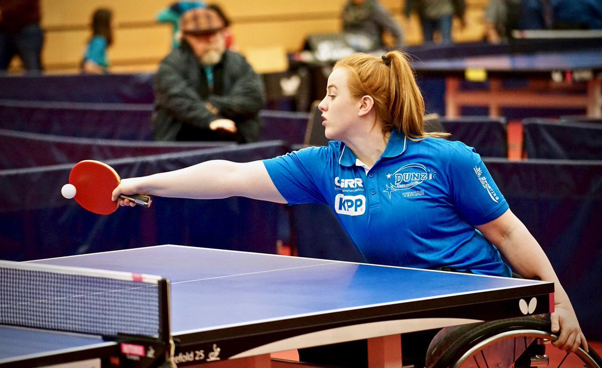 Through to the semi-finals tomorrow at 09:00am  time after a massive win over the Paralympic bronze medalist from Rio!  • • • Thanks for all the support so far &amp; I&#39;ll keep you all updated!  <br>http://pic.twitter.com/ZIRa5BPQIn