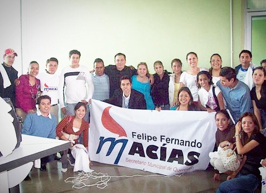 FelipeFernandoMacías's photo on #32añosAJ