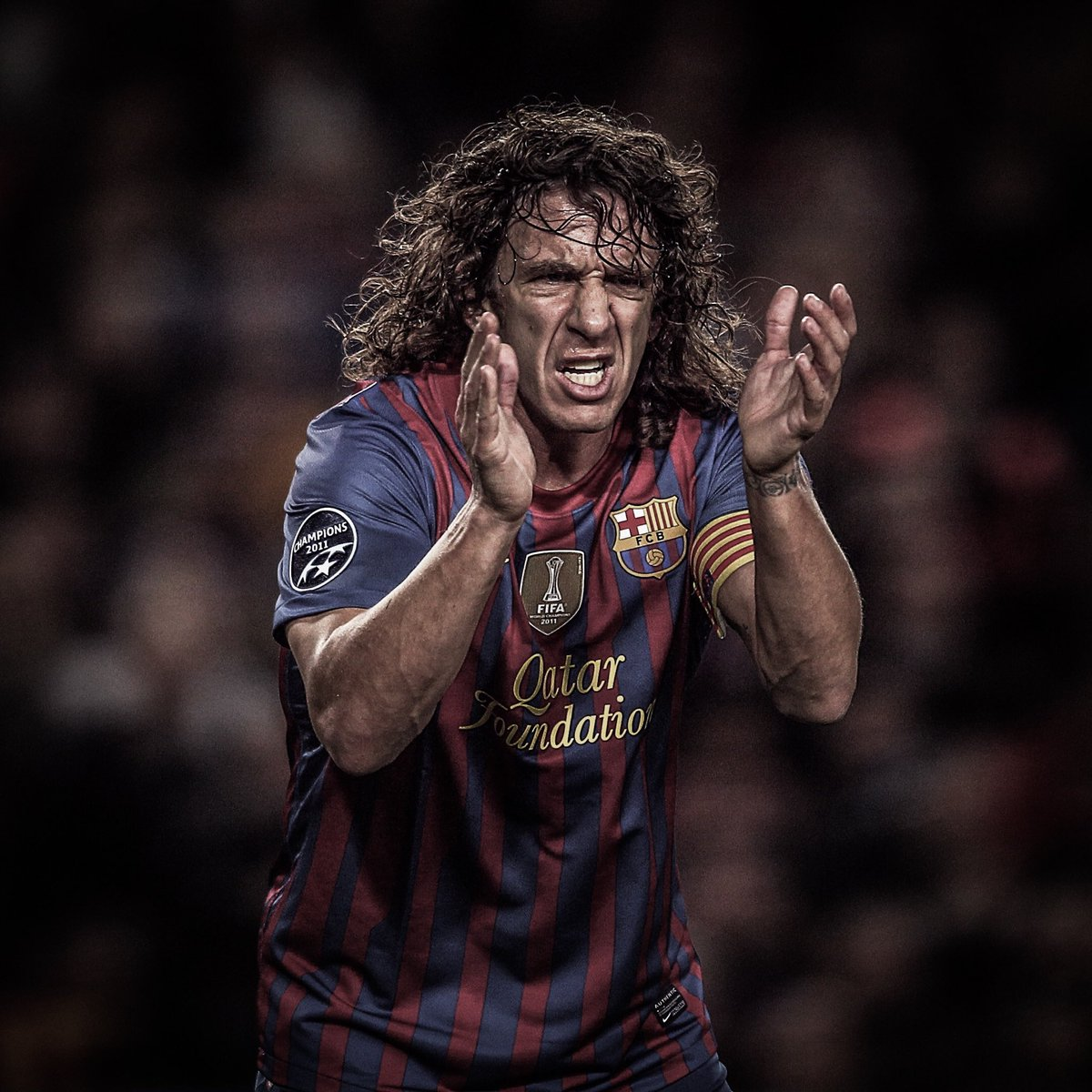Who was better in their prime?  RT Puyol Like VVD