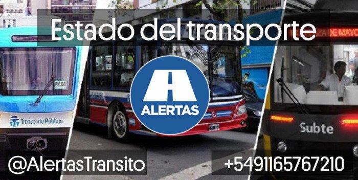 Estado del Transito #AlertasTransito's photo on Moreno y Liniers