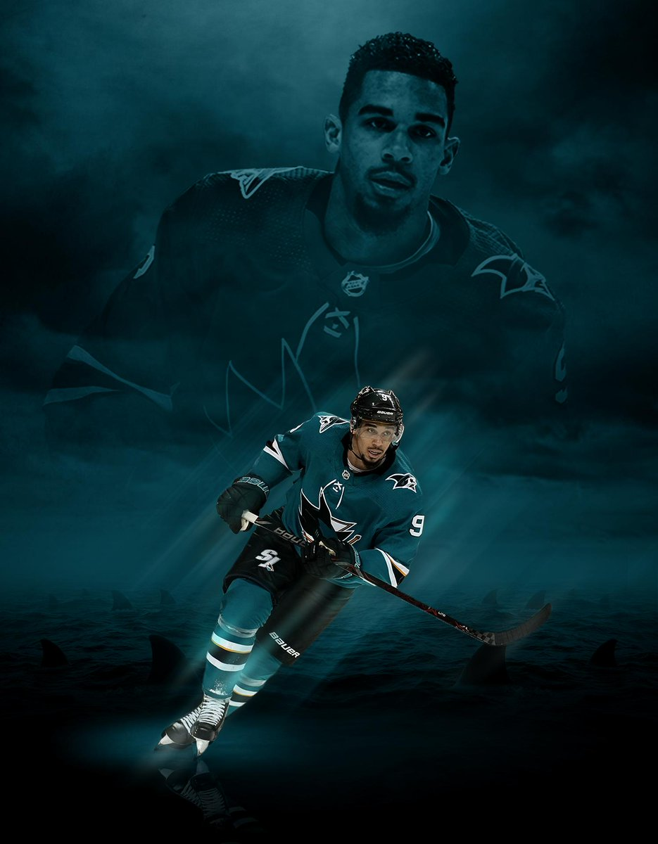 All of San Jose is with you, Evander. #SJSharks <br>http://pic.twitter.com/qRHyGXGytn