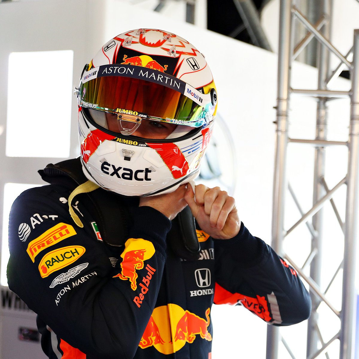 Max Verstappen @Max33Verstappen