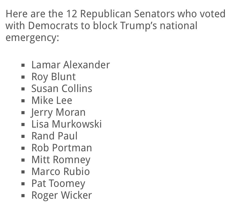 Lori B 777⭐️⭐️⭐️'s photo on 12 Republicans