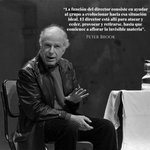 Image for the Tweet beginning: Joyas de #maestros: Peter Brook #teatro