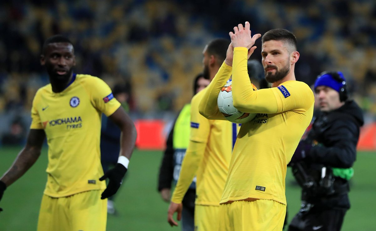 Coupe du Monde 🏆's photo on Olivier Giroud