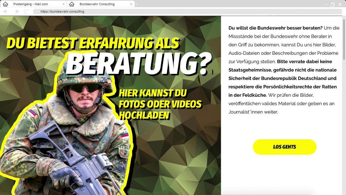Neo Magazin Royale's photo on #soldatenberaten