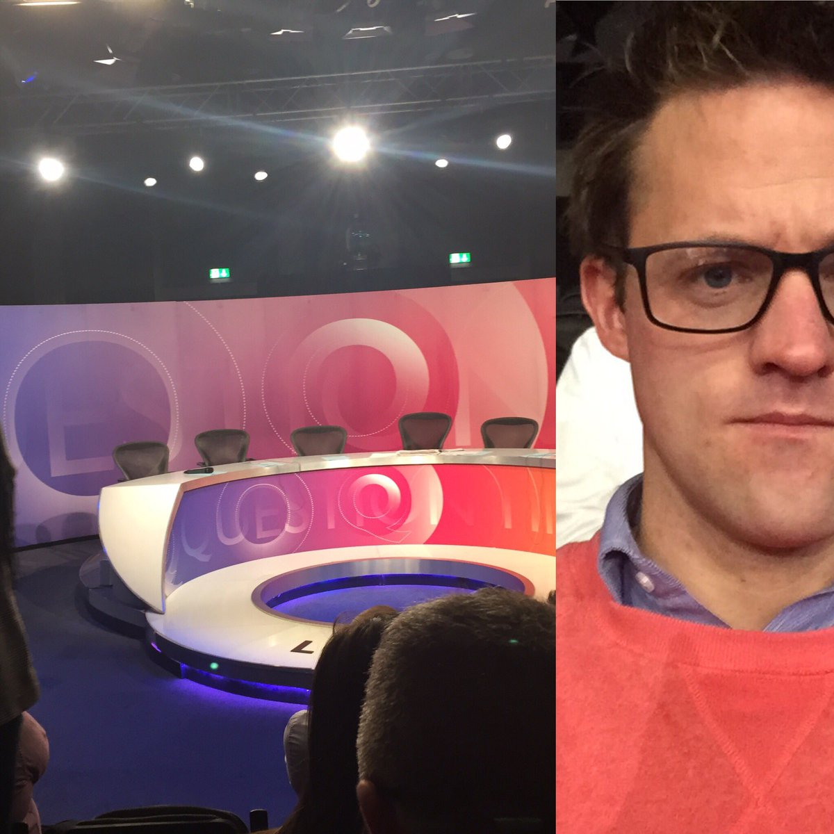 Henry Hendron's photo on #Questiontime