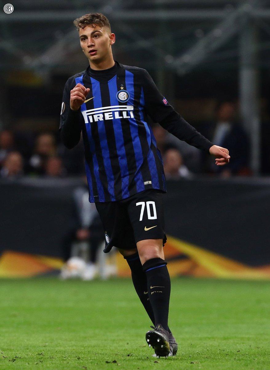 Inter's photo on #esposito