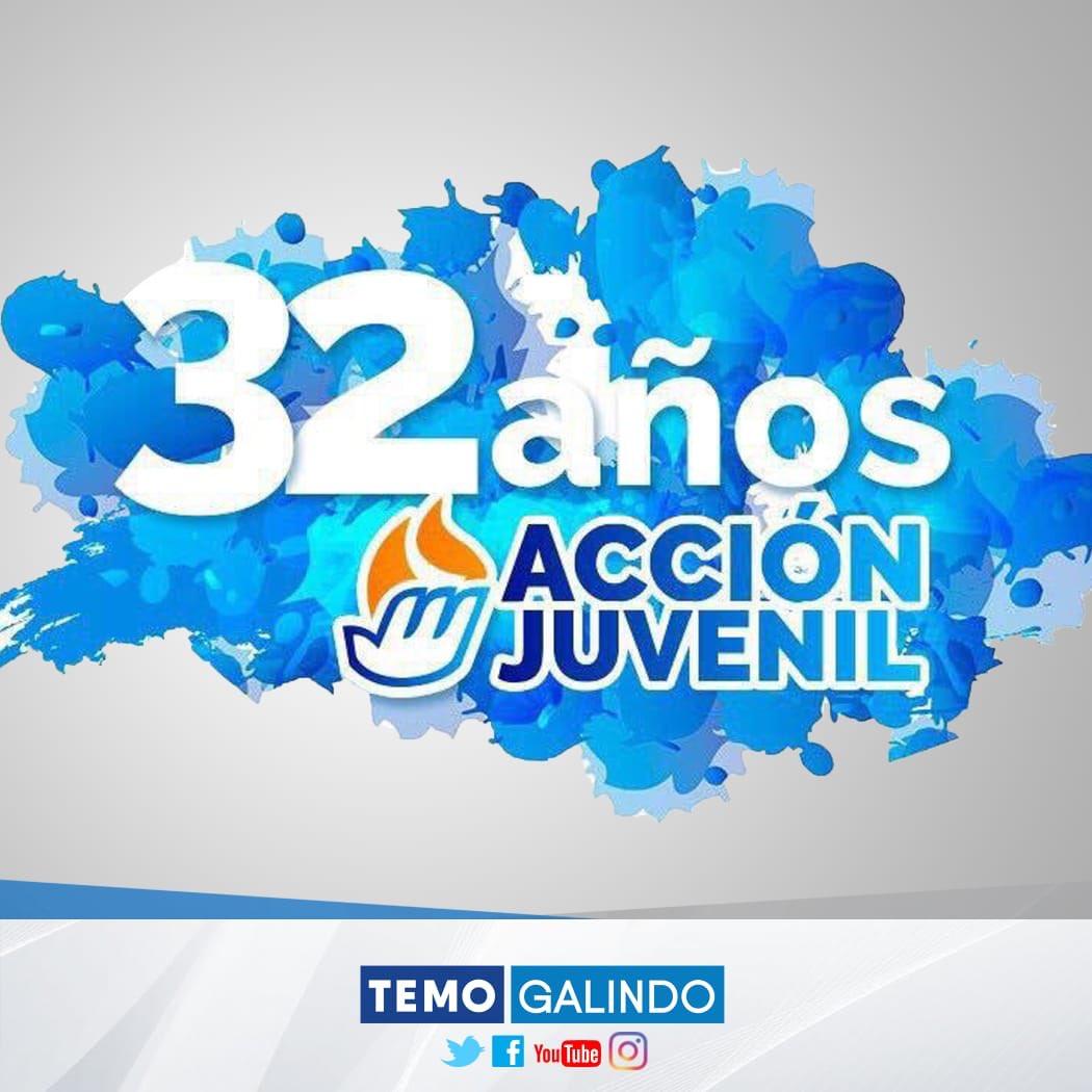 Temo Galindo's photo on #32añosAJ