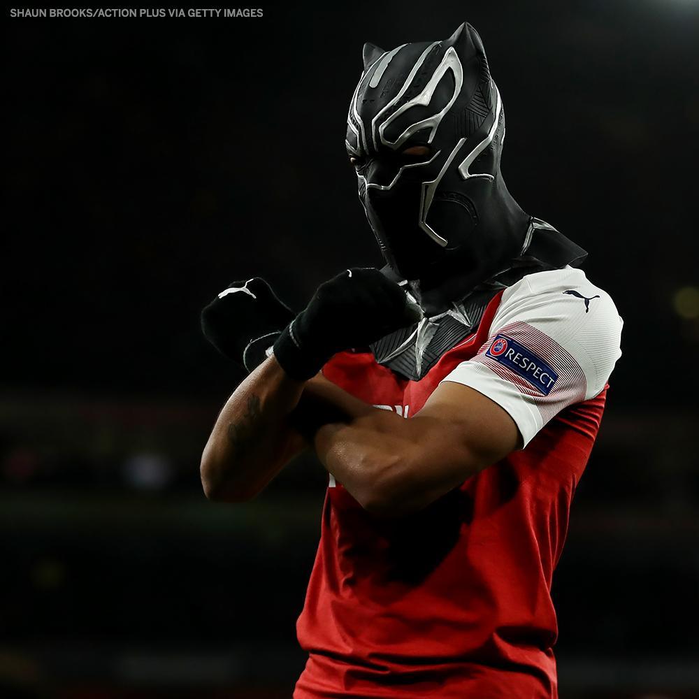 ESPN FC's photo on Pierre-Emerick Aubameyang